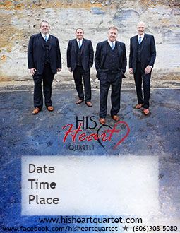 HHQ Concert Poster